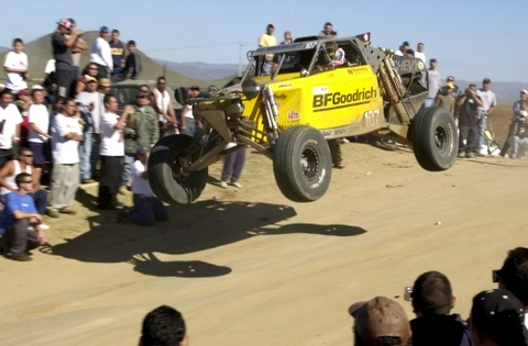 Baja 1000 Off-Road Race