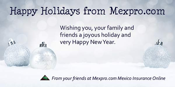 Mexpro Merry Christmas
