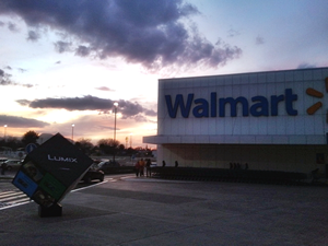 Mexico Not so Third World Walmart