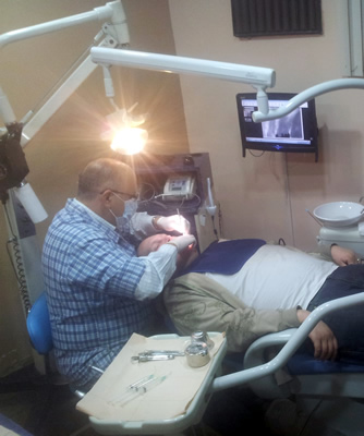 The Dentist in Mexico