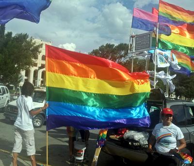 Gay Pride in Saltillo