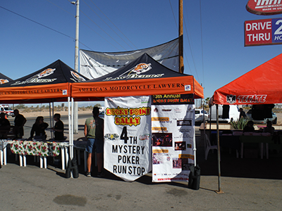 Registration for the 13th Annual Rocky Point Rally