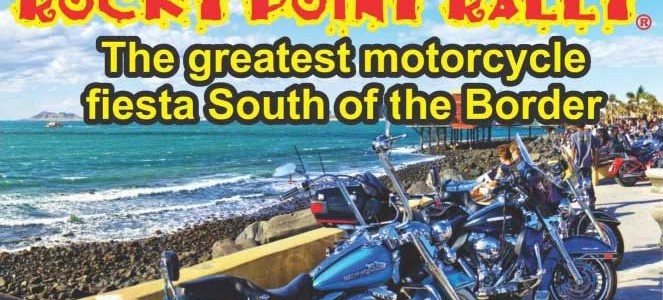 Rocky Point Rally Poster