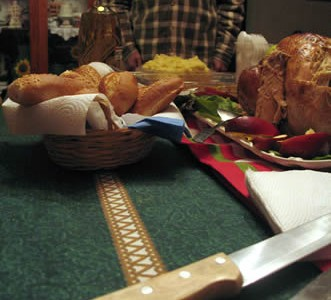 Expat's Thanksgiving: Celebrating Northern Holiday...