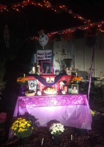 Day of the Dead Altar Itzel