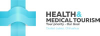 Ciudad Juarez Global Health Destination logo