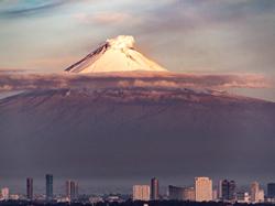 Popocateptl Volcano