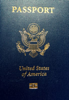 Passport copyright