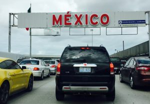 San Ysidro Border Crossing