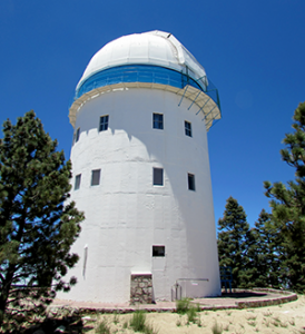 Sierra de San Pedro Martir National Park Observatory