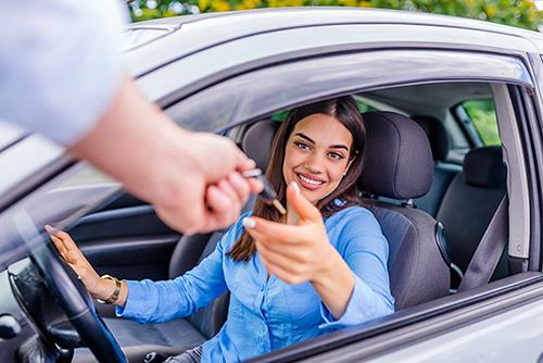 Rental Car Hispanic