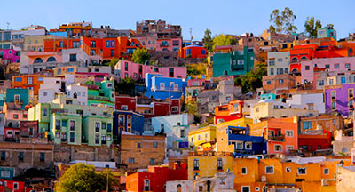 Colorful Homes Mexico