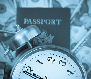 Time on Passport