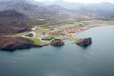 Parque Nacional Bahía de Loreto, Loreto and Sierra La Giganta Mountains