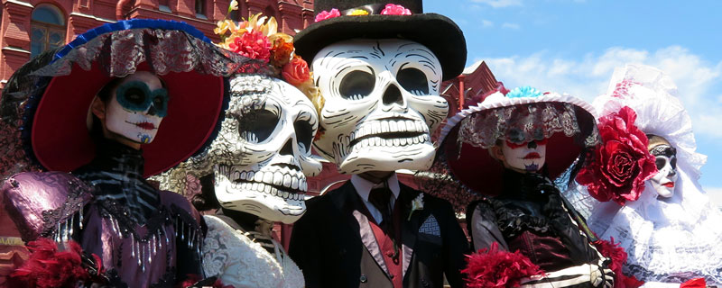 Day of the Dead Characters