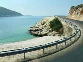 Beach Road Mexico