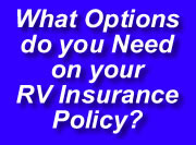 RV Insurance Options